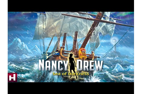Nancy Drew: Sea of Darkness Official Trailer | Nancy Drew ...