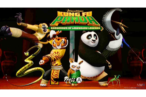 Kung Fu Panda: Showdown of Legendary Legends - Game ...