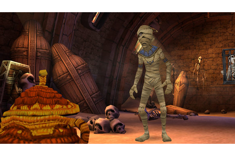 Sphinx and the Cursed Mummy sort de son sarcophage sur PC ...