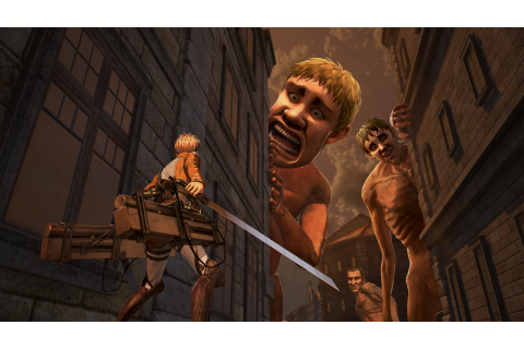 Attack on Titan 2 sortira sur Switch, PS4, Xbox One et PC ...