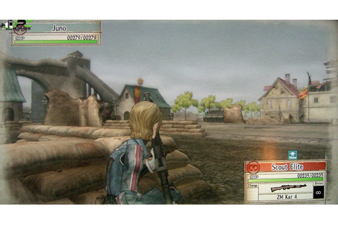 Valkyria Chronicles PC Game + All DLCs Free Download