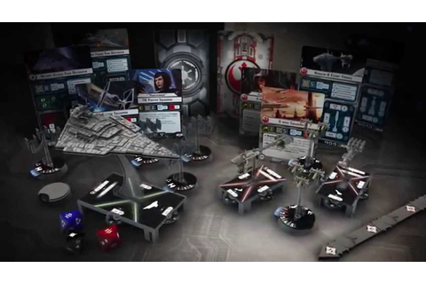 Star Wars Armada - Board Game - How to Play Tutorial - YouTube