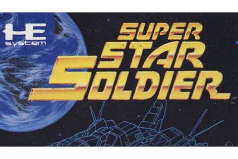 Classic Game Room - SUPER STAR SOLDIER review for PC ...