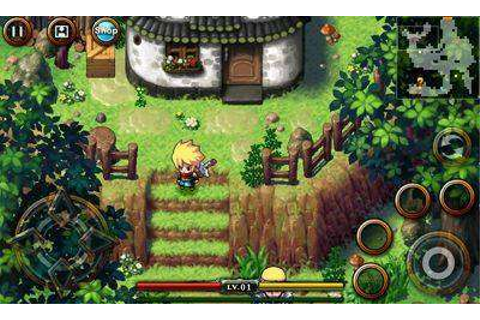 ZENONIA 4 Unlimited Zen & Stats MOD APK Android Download