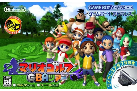 Mario Golf - Advance Tour (J)(Eurasia) ROM