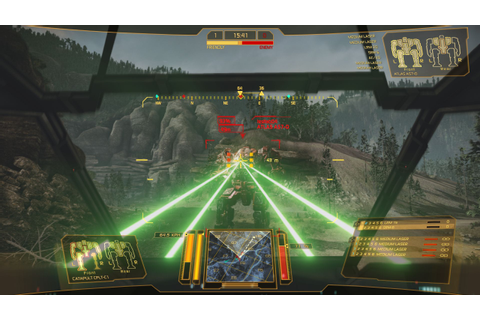 Get The Driver: MECHWARRIOR 3 DOWNLOAD FULL GAME