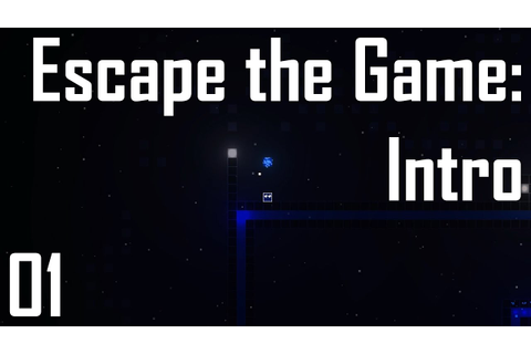 Escape the Game: Intro | Gameplay Walkthrough (No commentary) Part 1 ...