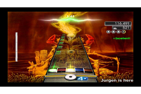 Frets on fire multiplayer guitar hero song pack s : downdeari
