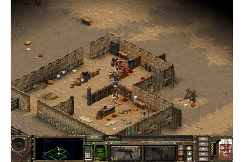 Fallout Tactics Game - Free Download Full Version For Pc