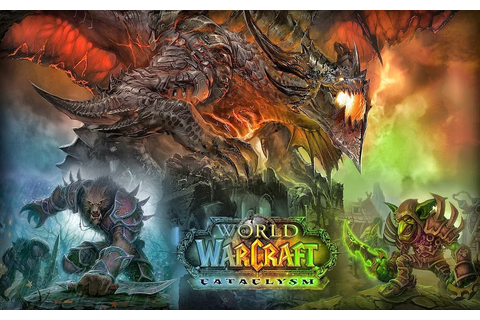 world of warcraft cataclysm full game download