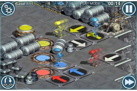 Star Wars: Pit Droids iPhone game - free. Download ipa for ...