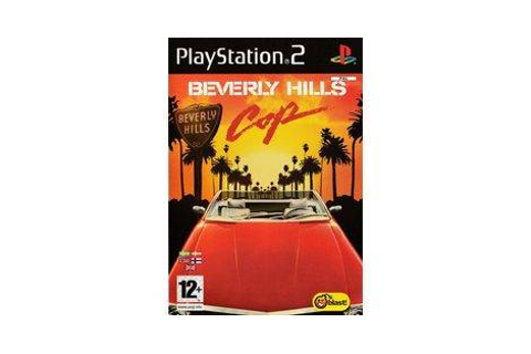 Beverly Hills Cop - Playstation 2: PS2 game
