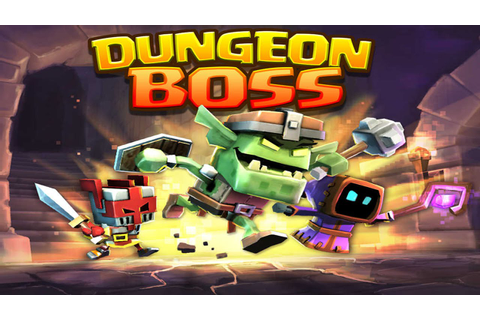 Dungeon Boss - Epic 3D Battle Game (by Big Fish Games, Inc ...