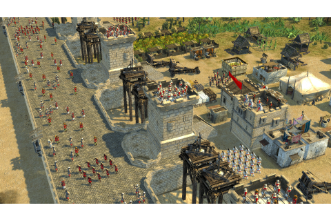 Buy Stronghold Crusader 2 PC Game | Steam Download