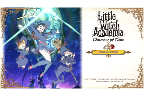 Little Witch Academia: Chamber of Time Review (PS4)