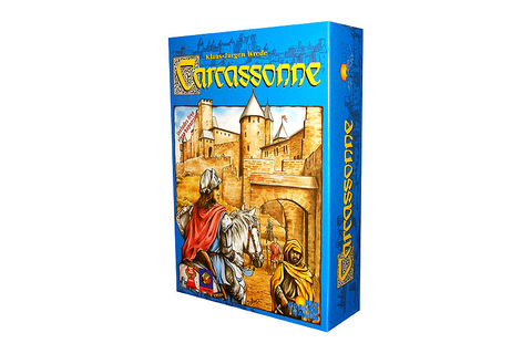 Carcassonne: One of my FAVORITE 2-Player Games • The Game ...