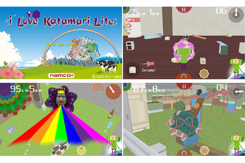 I Love Katamari / Katamari Damacy - Android SuperUser ...