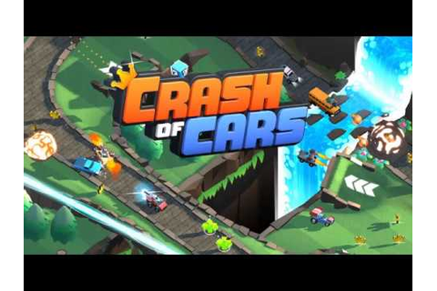 Crash of Cars - Official Trailer - YouTube
