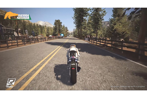 Ride 2015 PC Game Free Download - Game Maza
