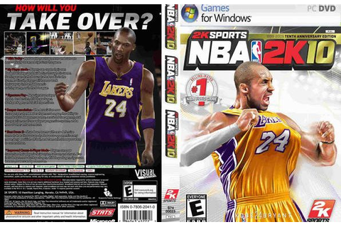 NBA 2K10 Free Download Full Game - Free PC Games Den