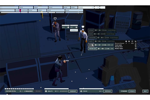 John Wick Hex is a Turn-Based Game Based on Keanu Reeves ...