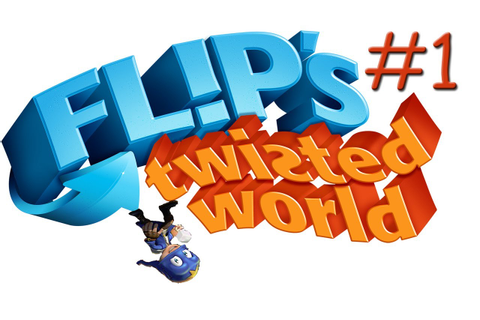 Flip's Twisted World Playthrough Part 1 [w/ Commentary ...