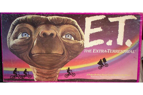 E.T. THE EXTRA-TERRESTRIAL GAME | eBay