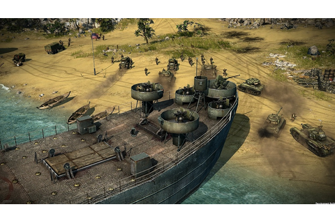 Blitzkrieg 3 lets you attack or defend in asynchronous ...