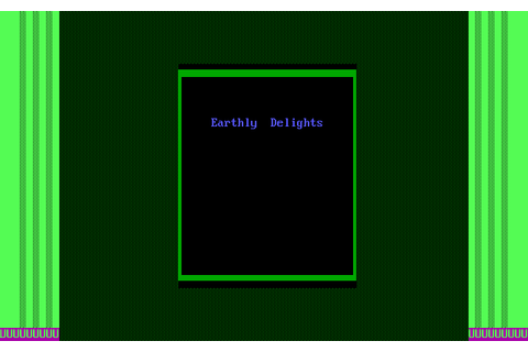 Download Earthly Delights - My Abandonware