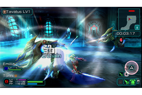 Phantasy Star Portable 2 codes, cheats and tips list (PSP)