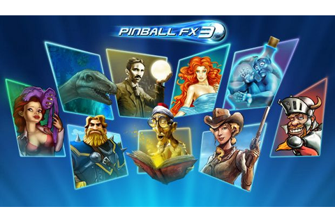 Pinball FX3 Free Download - Torrent Pc Skidrow Games