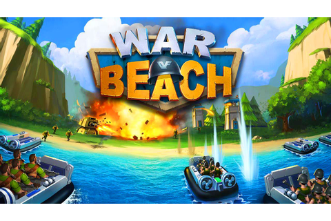 War of Beach INSANE BOOM BEACH RIPOFF!?! (Copycat Steam ...
