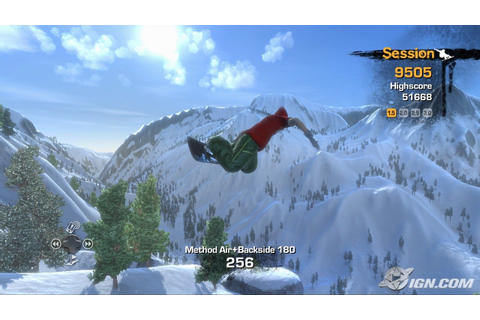 Stoked Screenshots, Pictures, Wallpapers - Xbox 360 - IGN