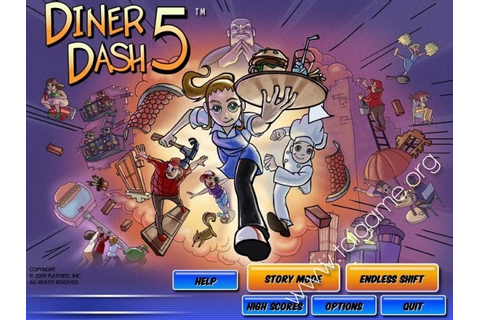 Diner Dash 5: Boom - Download Free Full Games | Time ...