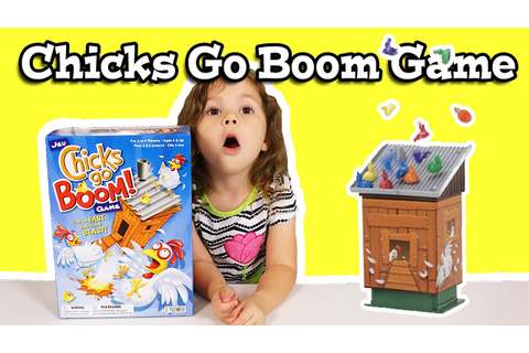 Chicks Go Boom Game - YouTube