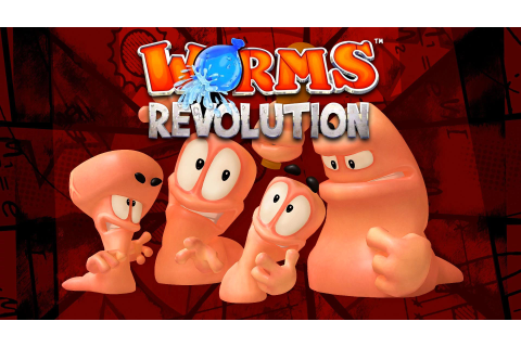 Worms Revolution - Team17 Group PLC