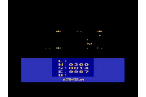 Starmaster for the Atari 2600 - YouTube