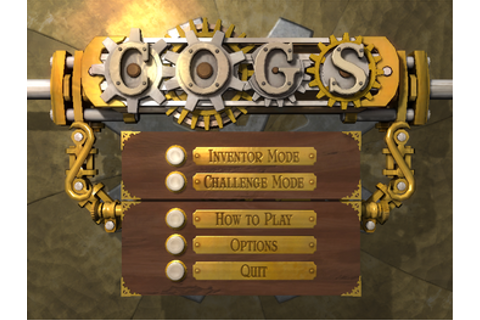 Cogs (Video Game) - TV Tropes