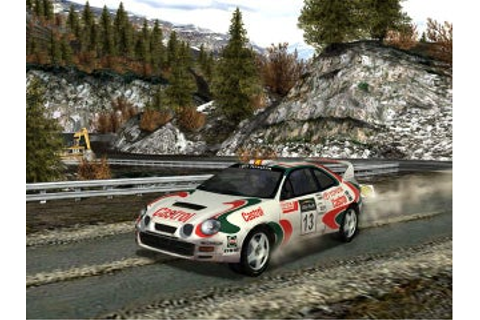 Pro Rally 2002 - GameCube - IGN