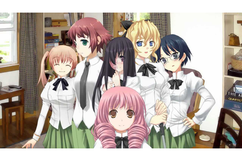 Cagayake Girls - Katawa Shoujo version v2 - YouTube