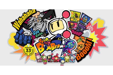 Super Bomberman R | Nintendo Switch | Games | Nintendo