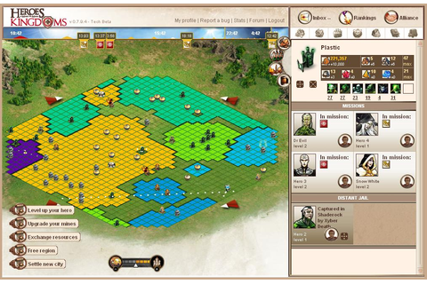 3000 places de plus pour Might & Magic Heroes Kingdoms
