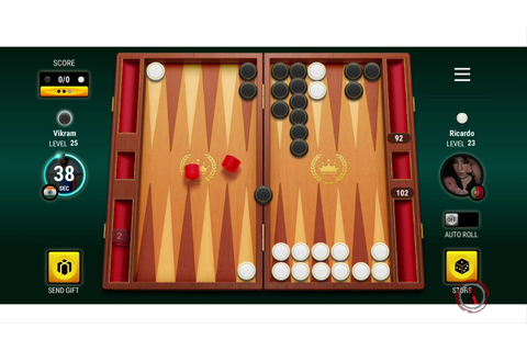 Backgammon Live - Play Online Free Backgammon - YouTube