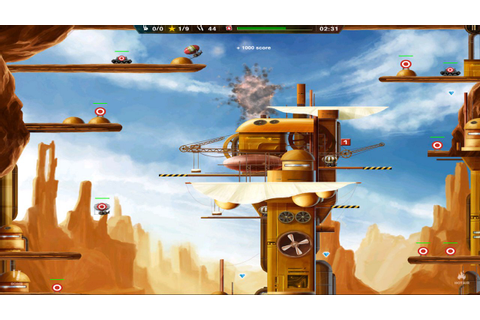 Blimp: The Flying Adventures – PSN Review – Brash Games