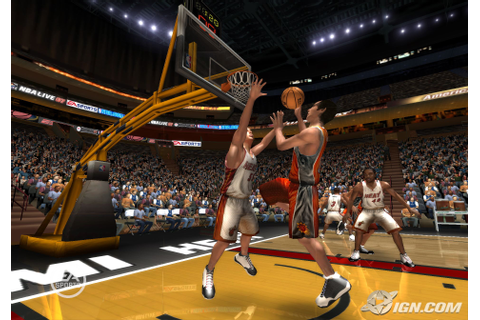 Exciting game: (NBA Live 2008 pc game(Full Rip 280mb