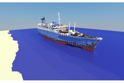 SS American Star wreck, creation #10829