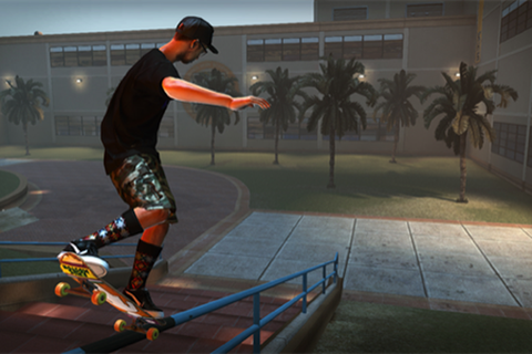 Tony Hawk shares a cheeky video of a Pro Skater character ...