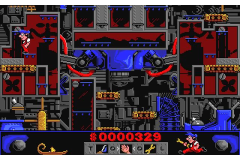 Download Night Shift puzzle for DOS (1990) - Abandonware DOS