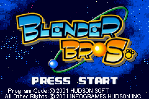 Blender Bros. Download Game | GameFabrique