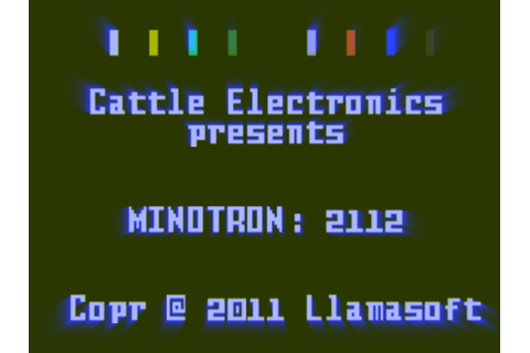 Minotron: 2112 review (Universal) | ArcadeLife : Life vs ...